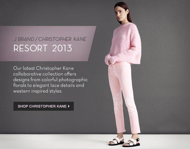 Resort 2013 Shop Christopher Kane
