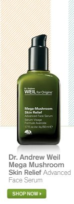 Dr Andrew Weil Mega Mushroom Skin Relief Advanced Face Serum SHOP NOW