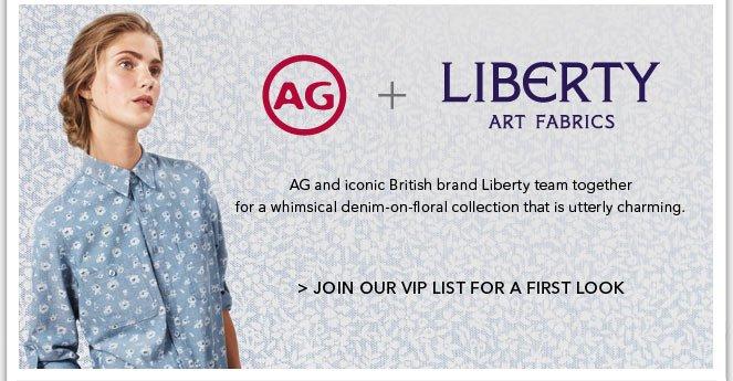 AG + Liverty Art Fabrics
