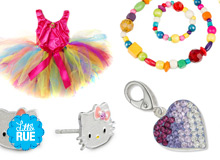 Let's Dress Up Girls' Tutus & Jewelry