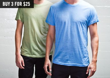 Shop From Neutral to Neon: Basic Tops