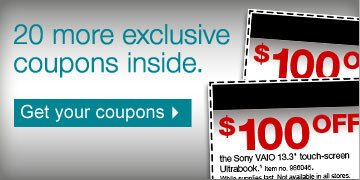 20 more  exclusive coupon inside. Get your coupons.