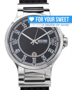 Moschino Men's Stainless Steel Watch, 7/10 Condition