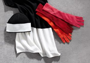 UP TO 75% OFF: COLD WEATHER ACCESSORIES