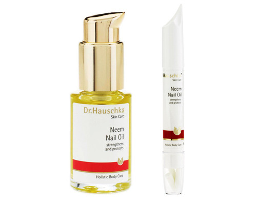 Dr. Hauschka Neem Nail Oil from Jenna Hipp