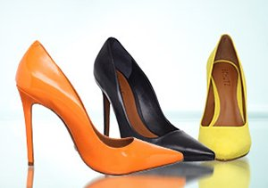 UP TO 80% OFF: PUMPS