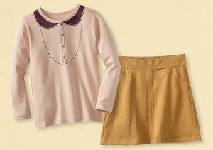 85% OFF: GIRLS' PANTS, TOPS & MORE