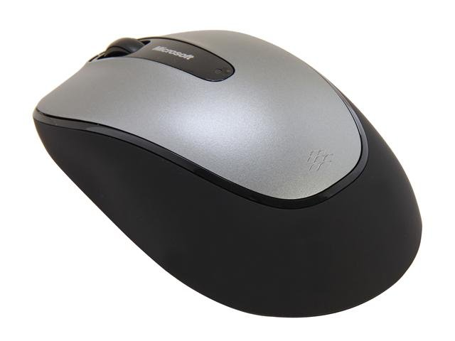 Microsoft L2 Wireless Mouse 2000 36D-00013 Tilt Wheel USB RF Wireless BlueTrack Mouse