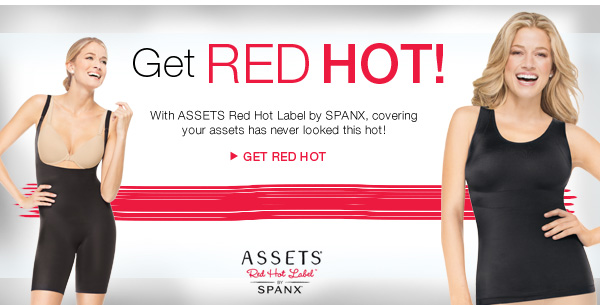 Get RED HOT!