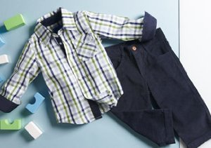 NEW MARKDOWNS: BEETLE & THREAD FOR BABY BOY