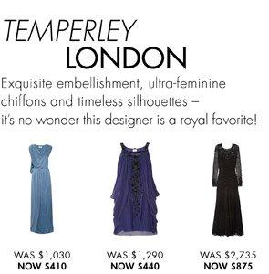 TEMPERLEY LONDON