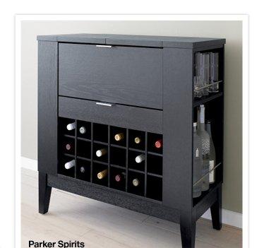 Parker Spirits Cabinet