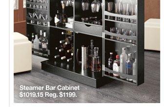Oslo Bar Cabinet