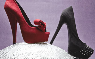 Shoes We Love- Visit Event