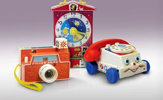 Classic Fisher-Price Toys & More- Visit Event