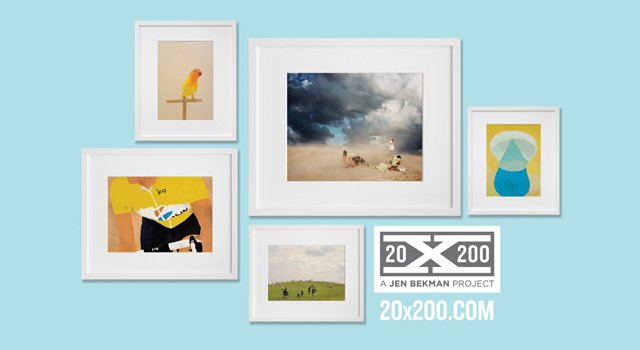 Up to 44% Off Art Prints from 20x200