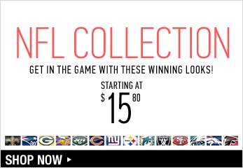 NFL - Shop Now
