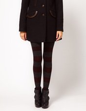 Gipsy Thick Stripe Tights