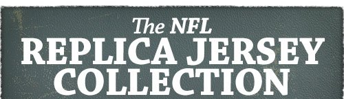 The NFL Replica Jersey Collection