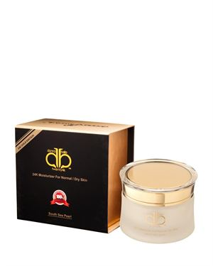 Donna Bella 24 K Moisturizer For Normal Dry Skin 1.7 oz. Made In USA