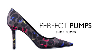 Click here to shop Pumps