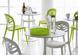 Funky Modern: Tables, Chairs & Lights
