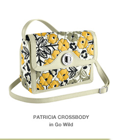 Patricia Crossbody in Go Wild