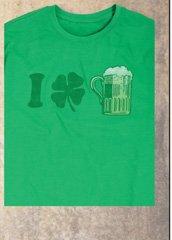 Irish Beer Graphic Tee