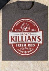 Killian's Irish Red Graphic Tee
