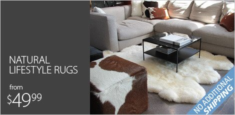 Natural Lifestyle Rugs