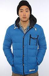 The Shibuya Jacket in Colbalt