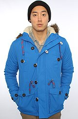 The Tottori Jacket in Colbalt