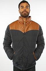 The Otta Jacket in Navy