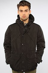 The Down Mountain Parka in Black