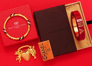 David Yurman, Carrera Y Carrera, Louis Vuitton Jewelry