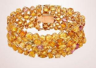 Handmade Gem Jewelry by Favero, Salavetti & more