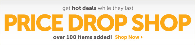 Price Drop Shop - get hot deals while they last! - Shop Now