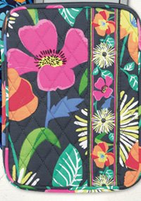 E-Reader Sleeve in Jazzy Blooms