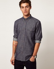 Selected Chambray Shirt