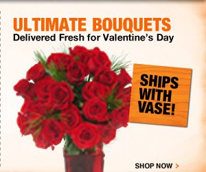 Ultimate Bouquets for Valentines Day