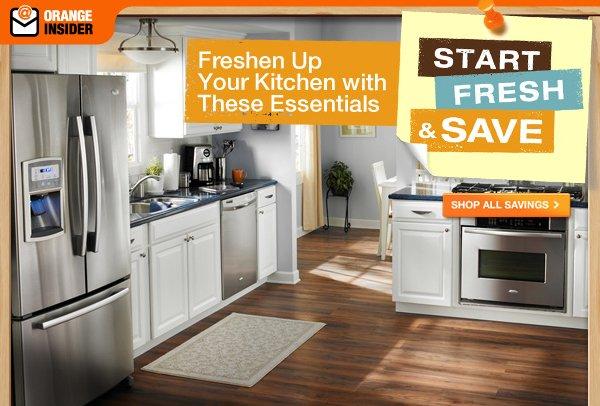 Start Fresh & Save SHOP ALL SAVINGS