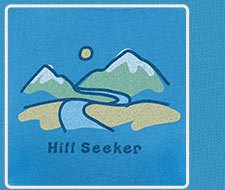 Women's Crusher Tee Hill Seeker