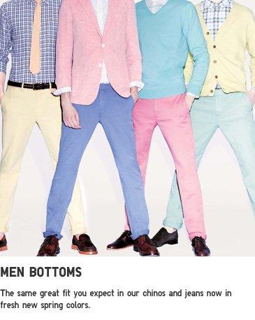 MEN BOTTOMS