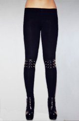 The Spike Knee Pad Legging