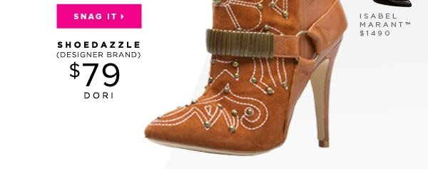 Splurge vs. Steal: A Western-Inspired Boot with 1-Day-Pricing & Free Shipping - Snag It
