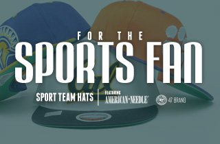 For The Sports fan - Sport team Hats