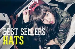 Best Sellers: Hats