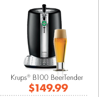 Krups® B100 BeerTender $149.99