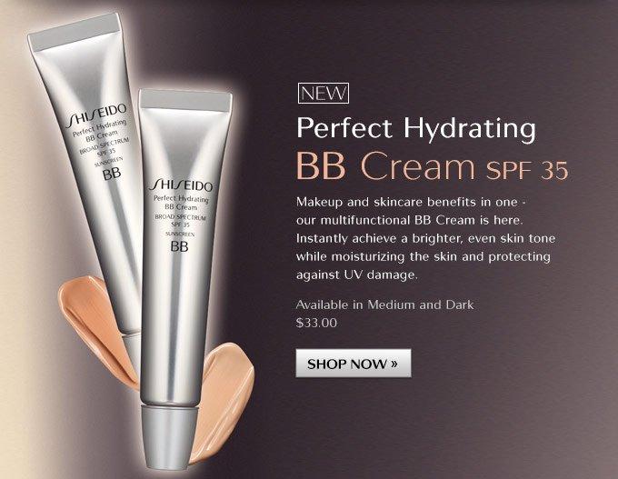NEW Perfect Hydrating BB Cream