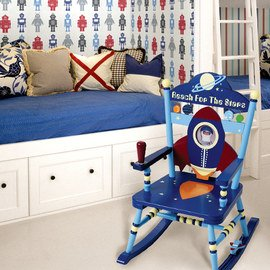 Robots & Space: Kids' Décor
